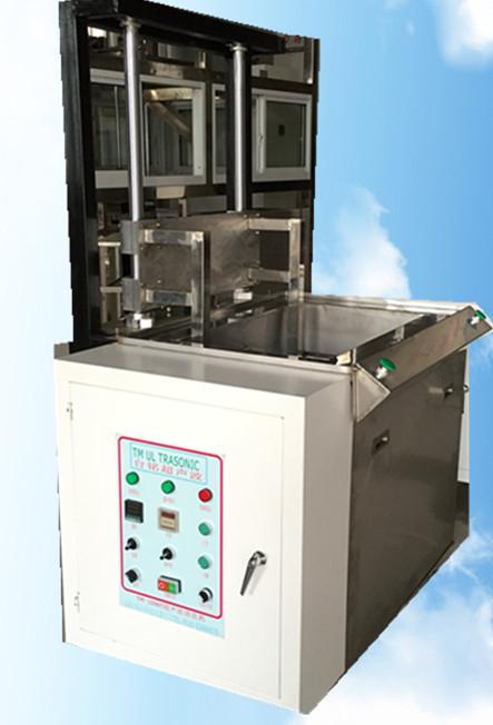 单槽模具升降式超声波清洗机电控箱
