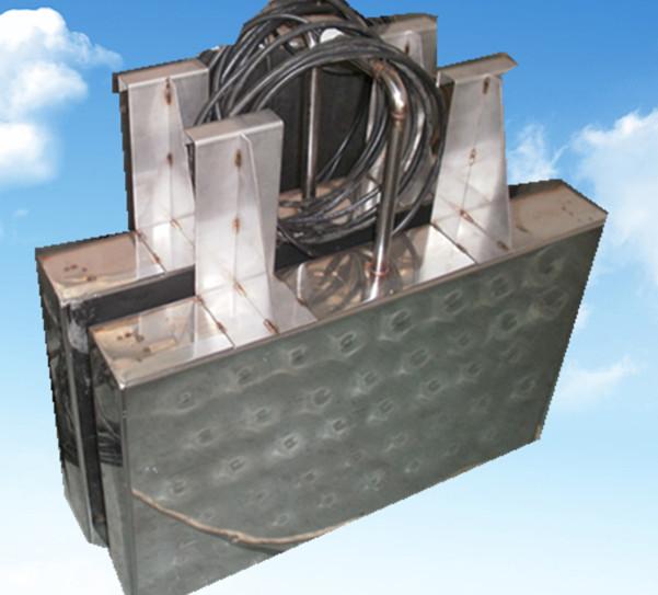挂式安装型超声波震板实物拍摄图