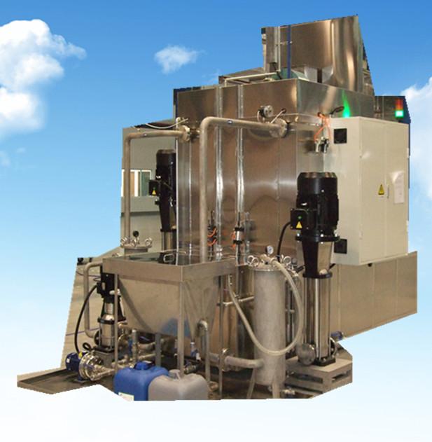 房式高压喷淋清洗设备高压喷淋系统