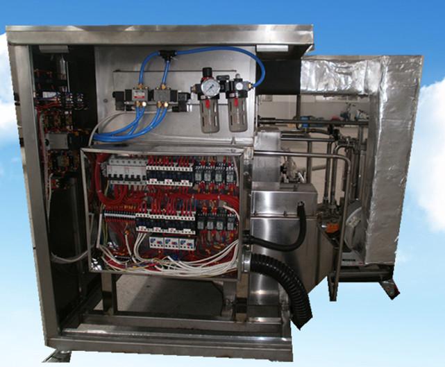 3槽手动超声波清洗机电控箱
