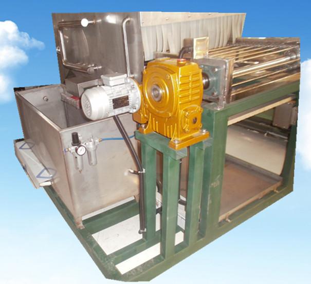 通过式螺丝超声波清洗机传动系统
