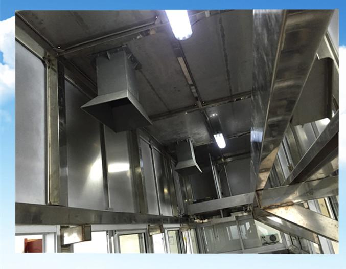 全自动导管超声波酸洗设备内部