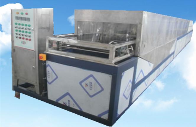 压铸铝制品通过式超声波清洗机