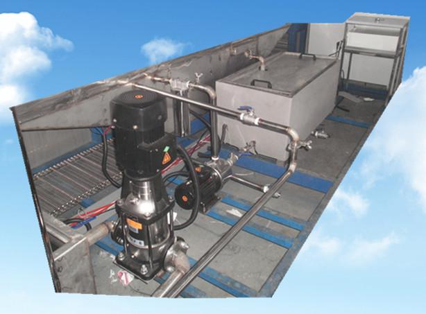 五金模具超声波喷淋系统