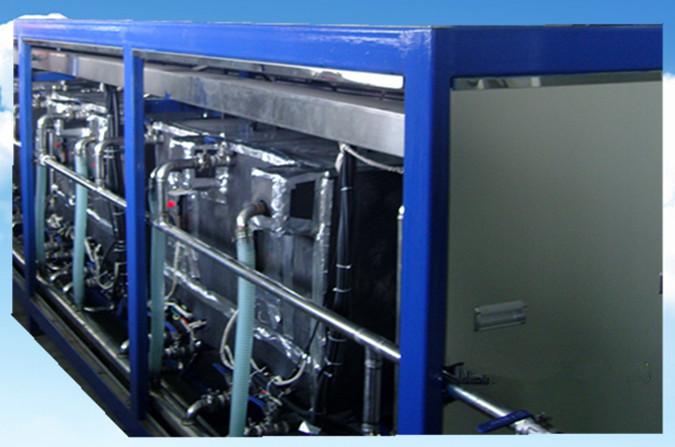 全自动全封闭电机外壳超声波清洗机储液槽循环过滤系统